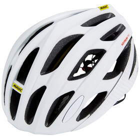 Mavic Ksyrium Pro Helmet Men White/Black